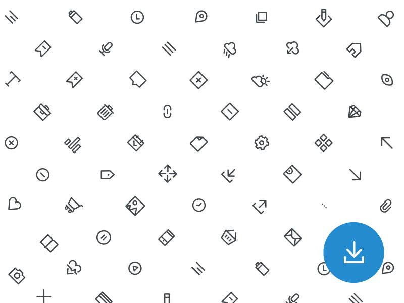 70 Free Basic Icons