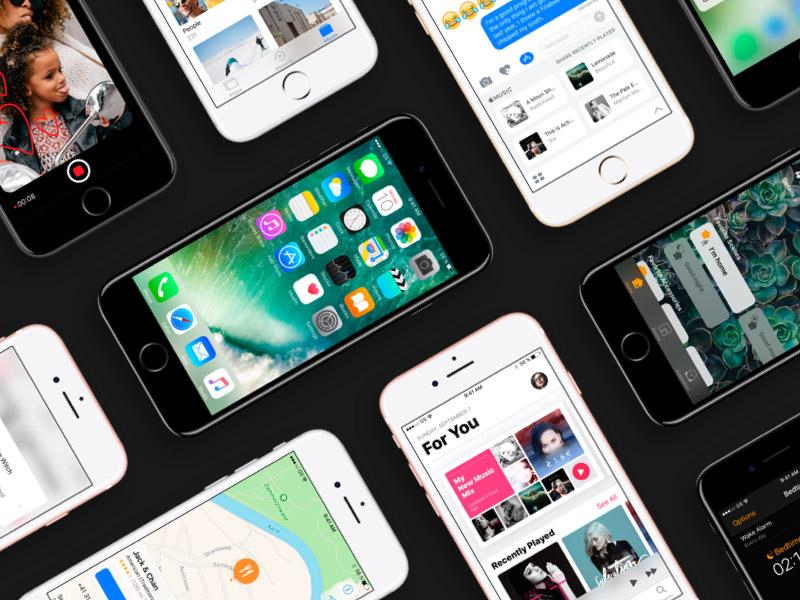 iOS 10 GUI 2.0 Big Update