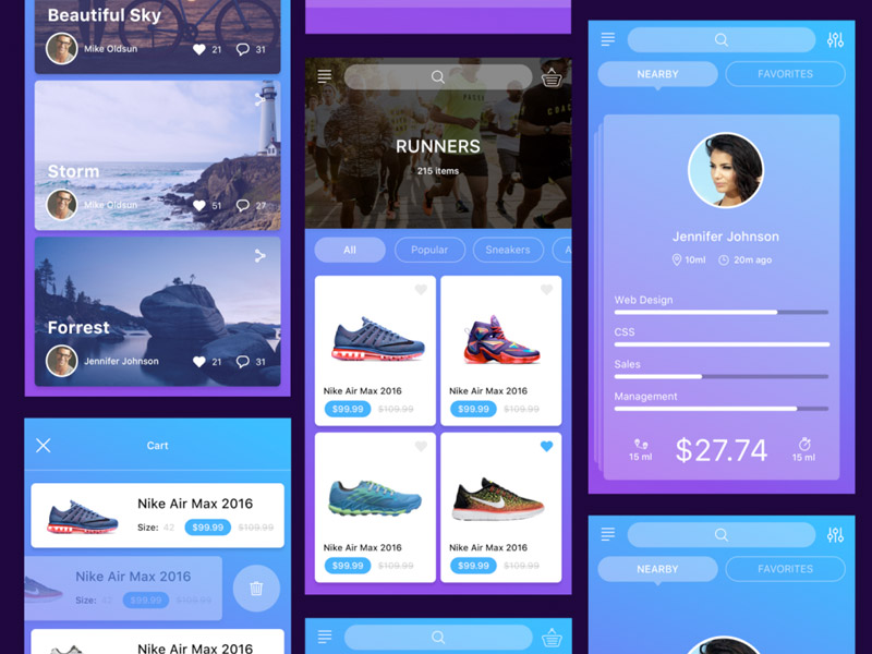 Hello UI Kit