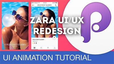 Zara UI/UX Redesign