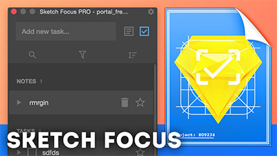 Sketch Focus: Boost Your Productivity