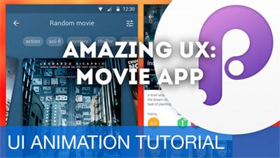 Movie App Transition