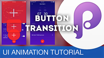Amazing Button Transition
