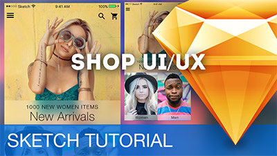Shop UI/UX