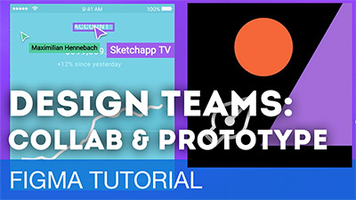 Prototype & collaborate with your Design Team in FIGMA