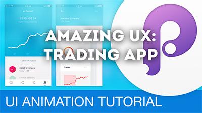Trading App Transition
